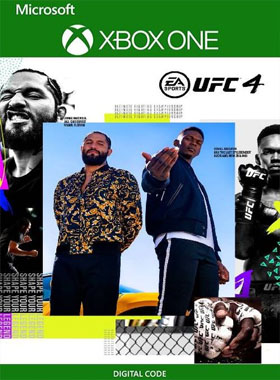 UFC 4 Xbox One/Xbox Series X ARS