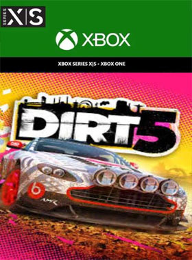 Dirt 5 Xbox One / Series X Download ARS