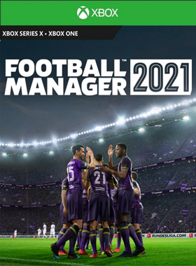 Football Manager 2021 XBOX ONE Edition (USA)