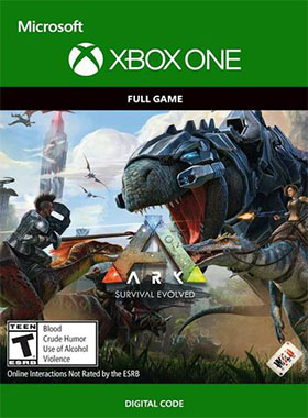 ARK: Survival Evolved XBOX ONE (USA)