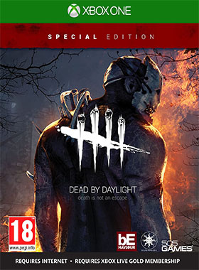 Dead by Daylight: Special Edition XBOX ONE (EU / UK)