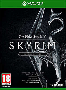 The Elder Scrolls V: Skyrim Special Edition XBOX ONE (USA)