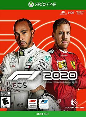 F1 2020 XBOX ONE (USA)