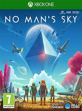 No Man's Sky XBOX ONE (USA)