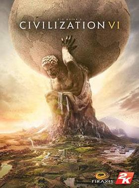 Sid Meier's Civilization VI PC Steam Pre Loaded Account