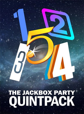 The Jackbox party Quintpack PC Steam Pre Loaded Account