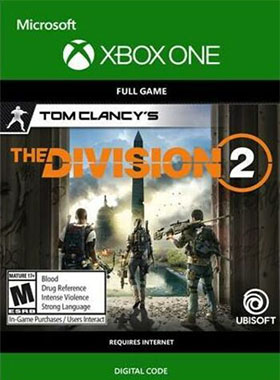 The Division 2 XBOX ONE (USA)