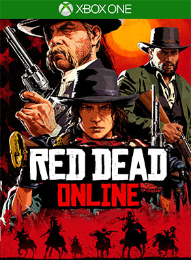 Red Dead Online XBOX ONE (EU - UK)