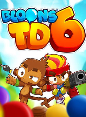 Bloons TD 6 PC Steam Pre Loaded Account