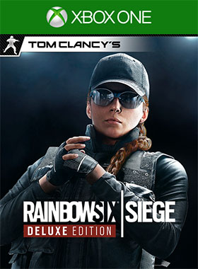 Tom Clancy's Rainbow Six Siege Deluxe XBOX ONE (EU - UK)