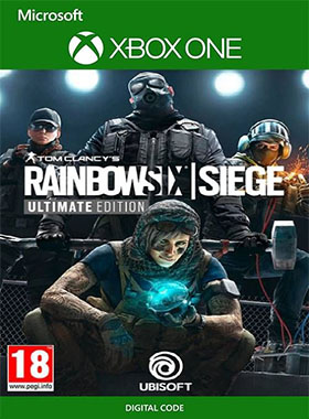 Tom Clancy's Rainbow Six Siege Ultimate Edition XBOX ONE (EU - UK)