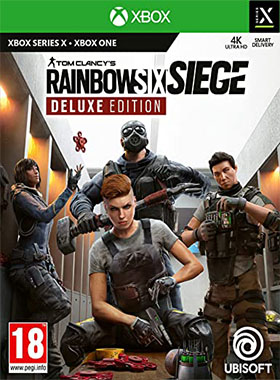 Tom Clancy's Rainbow Six Siege Ultimate Edition XBOX ONE (USA)
