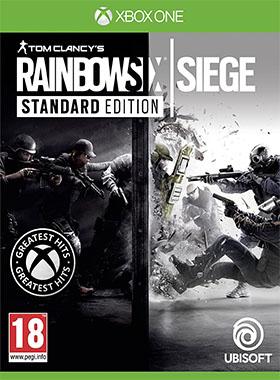 Tom Clancy's Rainbow Six Siege XBOX ONE (USA)
