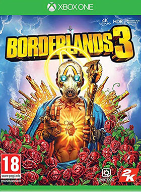 Borderlands 3 XBOX ONE (USA)