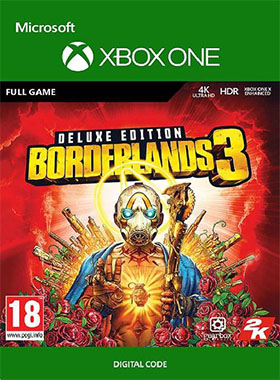 Borderlands 3: Ultimate Edition XBOX ONE (USA)