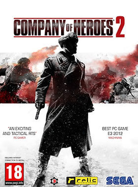 Company Of Heroes 2 PC Steam Pre Loaded Account