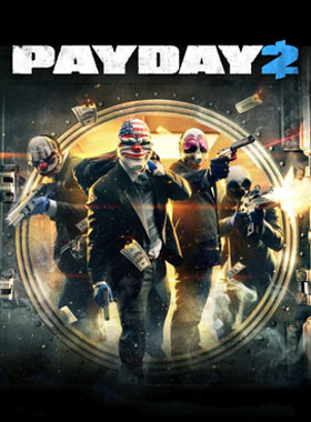 Payday 2 PC Steam Pre Loaded Account