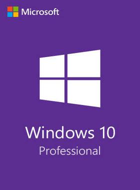 WINDOWS 10 PROFESSIONAL 32 64 BIT Retail Key