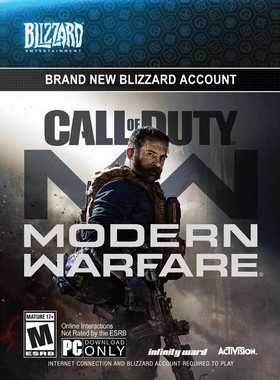 Call of Duty: Modern Warfare PC 2019 Blizzard Account With Full Game Download