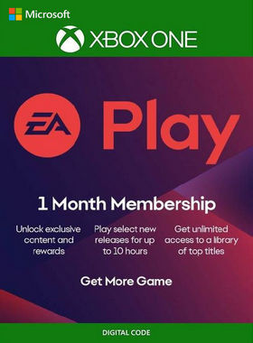 EA Play (EA Access) - 1 Month Subscription Xbox One