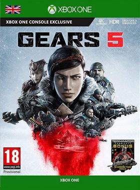 Gears 5 XBOX ONE (EU UK)