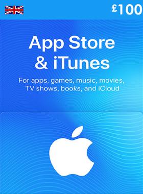 iTunes £100 UK