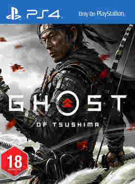 Ghost of Tsushima PS4 UK Digital Standard Edition