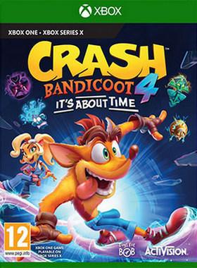 CRASH BANDICOOT 4: IT'S ABOUT TIME XBOX ONE  (EU / UK)