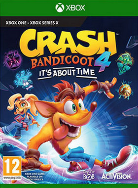 CRASH BANDICOOT 4: IT'S ABOUT TIME XBOX ONE (USA)