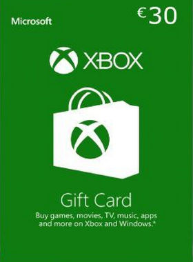Xbox €30 EUR Gift Code