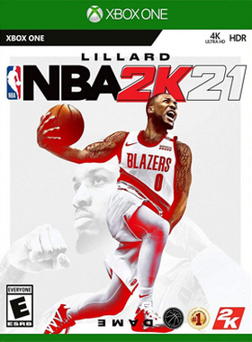 NBA 2K21 Xbox One Digital Download Instant Delivery (US)