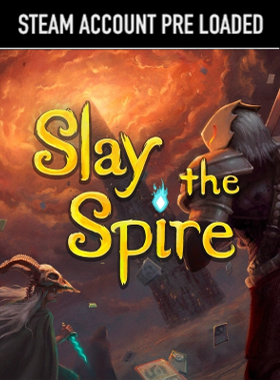 Slay the Spire Steam Pre Loaded Account