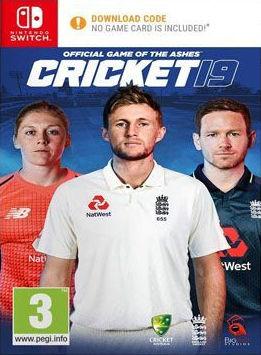 Cricket 19 Nintendo Switch
