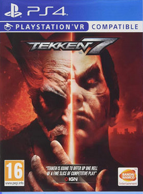 Tekken 7 PS4 USA