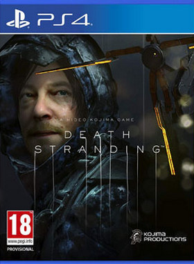 Death Stranding PS4 US