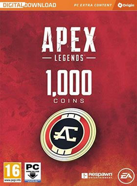 Apex Legends 1000 Apex Coins PC