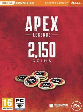 Apex Legends 2150 Apex Coins PC