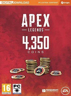 Apex Legends 4350 Apex Coins PC