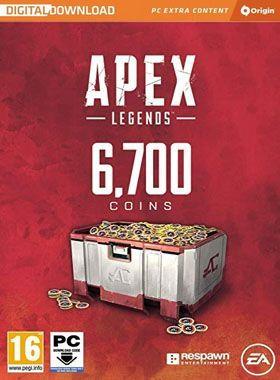 Apex Legends 6700 Apex Coins PC