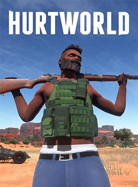 Hurtworld PC Steam Pre Loaded Account