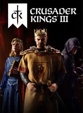 Crusader Kings III PC Steam Pre Loaded Account