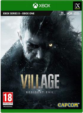 Resident Evil Village Digital Download Key (Xbox One/Series X)