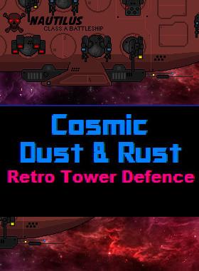 Cosmic Dust & Rust PC Steam Pre Loaded Account