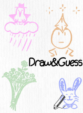 Draw & Guess PC Steam Pre Loaded Account