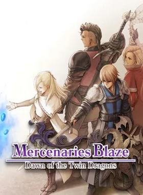 Mercenaries Blaze PC Steam Pre Loaded Account