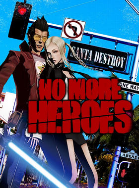 No More Heroes PC Steam Pre Loaded Account