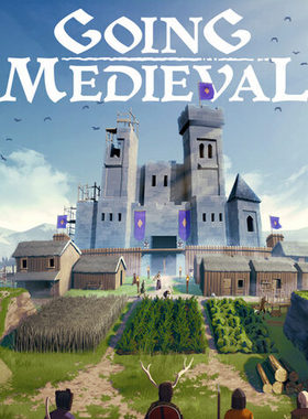 Going Medieval PC Steam Pre Loaded Account