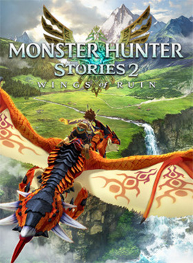 Monster Hunter Stories 2: Wings of Ruin PC Steam Preloaded Account