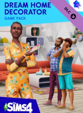 The Sims 4 - Dream Home Decorator DLC Origin CD Key
