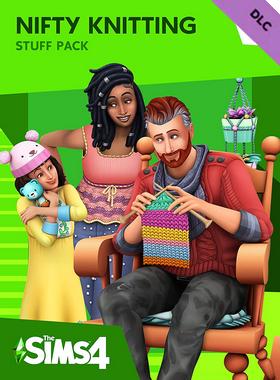 The Sims 4 - Nifty Knitting Stuff Pack DLC Origin CD Key